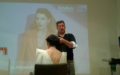 Formación con Kadus Professional