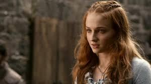 Trenzas de Sansa Stark
