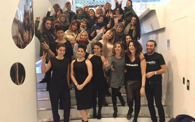 Curso de recogidos – Academia L'Oréal